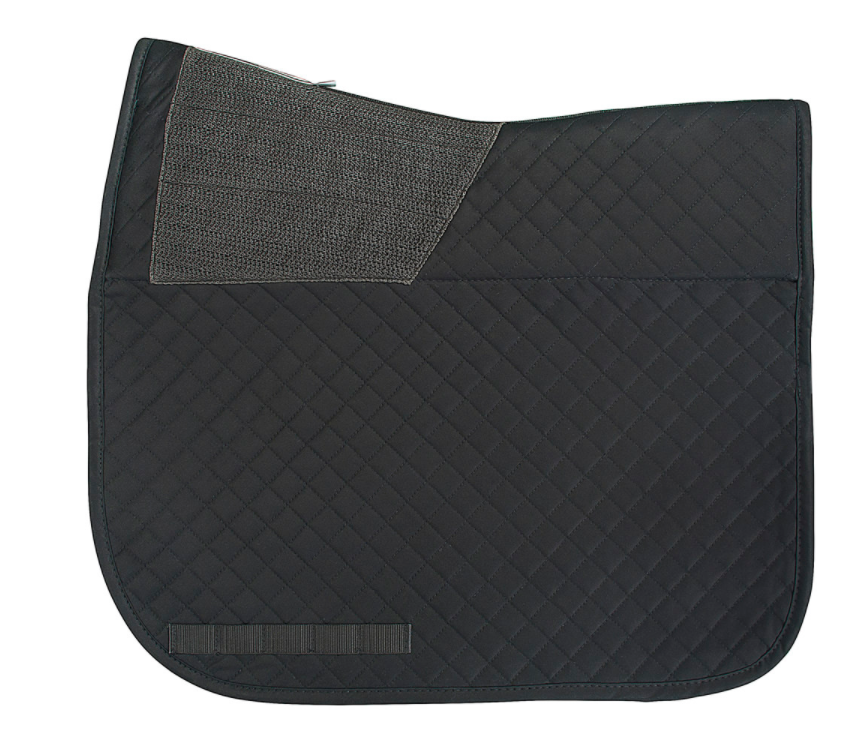 Deluxe Dressage Friction Free Saddle Pad